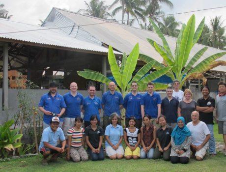 Maidenhead Aquatics visits the LATC
