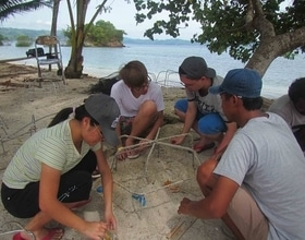 Banggai Expedition to support our conservation work in the Banggai Islands