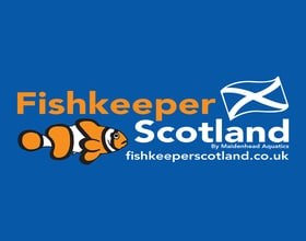 A Big thank you to Fishkeeper Scotland!