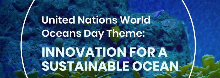 Celebrating World Oceans Day 2020